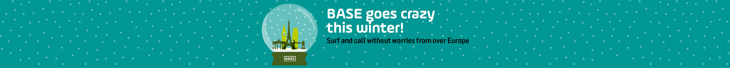 Winter deals - BASE